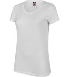 foto di T-shirt donna Job+ bianca