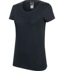 Photo de Tee-shirt de travail femme Job+ bleu marine Würth MODYF