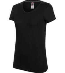 Photo de Tee-shirt de travail femme Job+ noir Würth MODYF