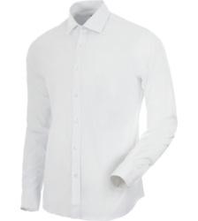 Foto van Würth MODYF luxe wit overhemd