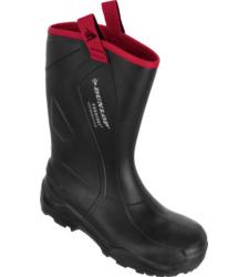 Photo de Bottes de sécurité S5 SRC CI Dunlop Purofort Rugged noires