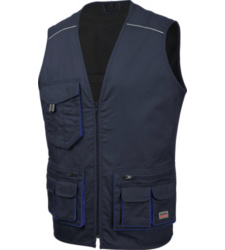 Photo de Gilet de travail Starline Marine/Royal
