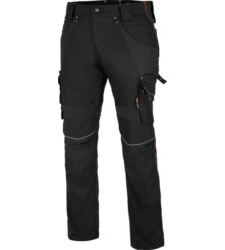 Photo de Pantalon de travail Interax Timberland Pro noir