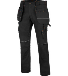 Photo de Pantalon de travail Interax poches Holster Timberland Pro noir