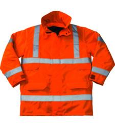 Foto von Warnschutz Parka Mascot Vancouver EN 20471 3.2 orange