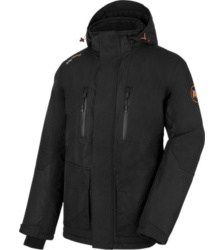 Photo de Parka de travail EN 343 Dry Shift Max Timberland Pro noire