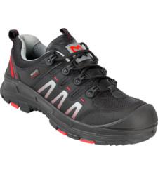 Photo de Chaussures de Sécurité basses Ultimate Noires S3 SRC HRO