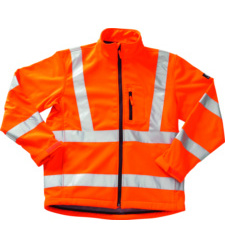 Foto von Mascot Calgary Softshelljacke orange