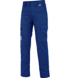 Foto de Pantalón de Trabajo Mujer Classic Azul Real