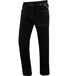Photo de Jeans de travail Stretch X Noir Würth MODYF