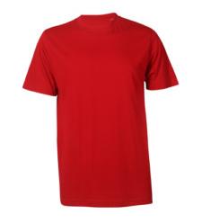 Foto von Arbeits T-Shirt Basic rot