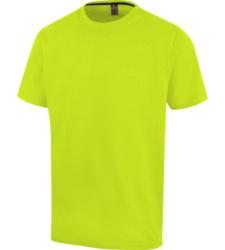 foto di T-shirt Job + lime 100% cotone jersey