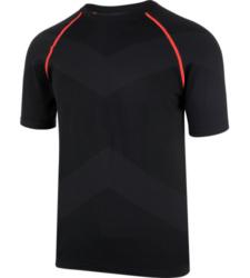 Foto von T-Shirt Performance schwarz/rot