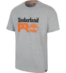 Photo de Tee-shirt de travail Core Timberland Pro gris
