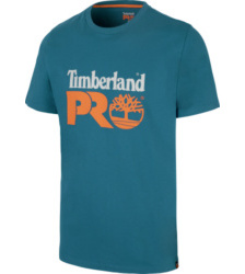 Photo de Tee-shirt de travail Core Timberland Pro bleu