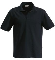 Foto von Hakro Performance Polo-Shirt schwarz