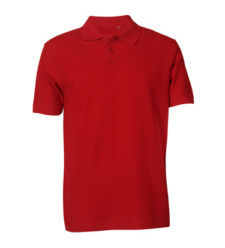 Foto von Modyf Polo Basic Red