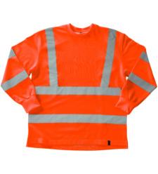Foto von Mascot Melita Warnschutz Sweatshirt orange