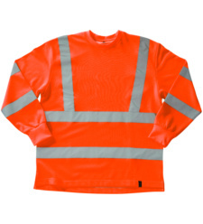 Foto von Warnschutz Sweatshirt Mascot Melita EN 20471 3.2 orange