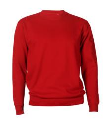 Foto von Sweatshirt Basic rot