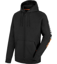 Photo de Sweat de travail zippé Honcho Sport Timberland Pro noir