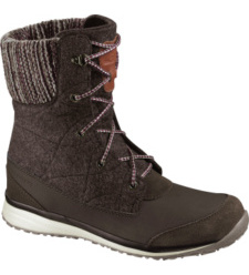 Foto von Salomon Hime Winterstiefel absolute brown