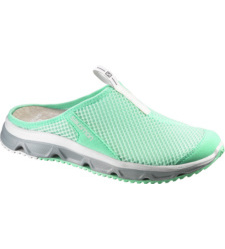 Foto von Salomon RX Slide 3.0 Sandale Lucite Green,Light Onix,Cane