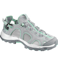 Foto von Salomon Techamphibian 3 Sandale Light Onix, White,Lucite Green