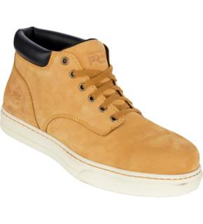 Chaussures de sécurité S1P ESD SRC Disruptor Chukka Timberland Pro beige