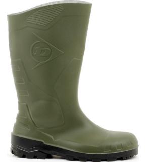 Dunlop vertes S5 Bottes de sécurité Devon cK3TFl1J