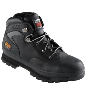 Chaussures de sécurité Timberland Pro Euro Hiker S3 2G SBP noires