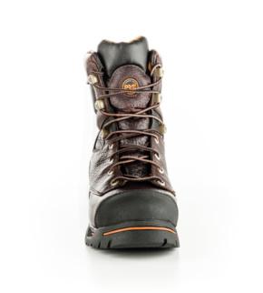 Chaussures de sécurité Timberland Pro Hampton SBP E WRU brown