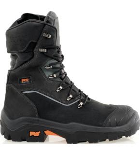Chaussures de sécurité Timberland Pro Trapper S3 CI SRC noires