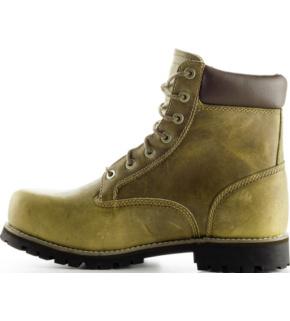Chaussures de sécurité Timberland Pro Eagle S3 SRC HRO brown