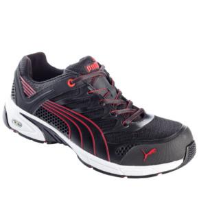 Chaussures de sécurité Puma Fuse Motion S1P HRO SRA red