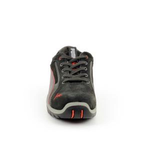 Chaussures de sécurité S1P SRC HRO Dakar Puma noiresgrisesrouges