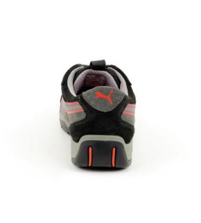 Chaussures De S1p Src Noiresgrisesrouges Sécurité Dakar Puma