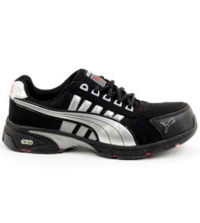 Chaussures sécurité noiresblanches de SRA HRO S1P Puma Speed 8Nmn0w