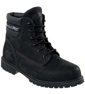 Chaussures de sécurité Timberland Pro Traditional Wide S1P HRO SRA noires