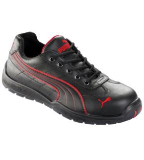 meilleure sélection e080b d5d1e Chaussures de sécurité S3 SRC Puma Daytona HRO noires/rouges