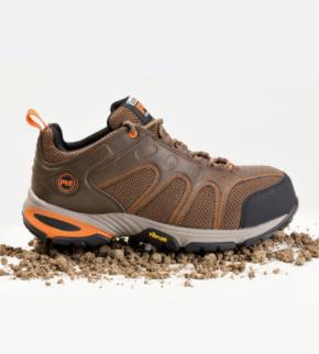 Chaussures de sécurité Timberland Pro Wildcard S1P HRO SRA brown