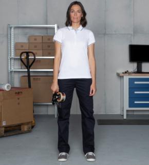 W/ÜRTH MODYF Pantalon de Travail Femme Classic Marine