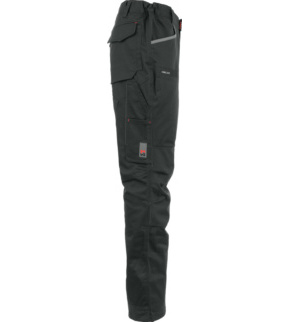 Pantalon De Trabajo Stretch Resistente Y Confortable Wurth Modyf