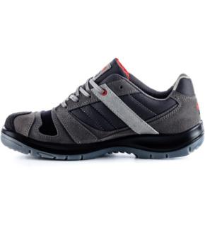 Chaussures de Sécurité S3 Stretch X basses Würth MODYF Grises