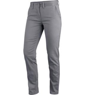 mejor selección de 2019 auténtico auténtico recoger Pantalón de trabajo Casual de mujer gris