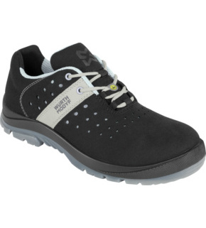 best sneakers 5cd16 e6c88 Sicherheitsschuhe S1P ESD SRC Sport Crux schwarz