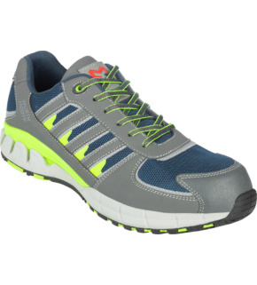 more photos 74df5 32500 Sicherheitsschuhe S1P SRC Active blau lemon