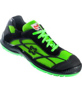 buy online a8c52 51c7a Sicherheitsschuhe S1P SRC Net grün schwarz