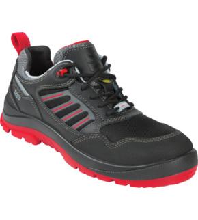 uk availability aa63b 2495e Sicherheitsschuhe S3 ESD Sport Plus Flexitec schwarz rot