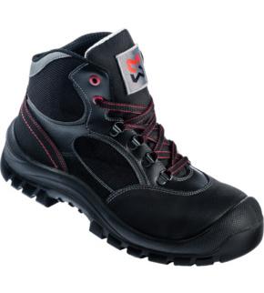 magasin en ligne 2c7c5 f772a Chaussures de sécurité S3 SRC HRO Heat montantes noires
